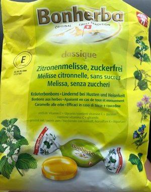 Bonherba Zitronenmelisse 150G