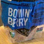 Boomin' Berry Organic Bagels
