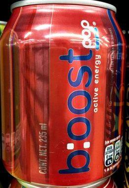 B:oost active energy Pop