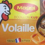 Bouillon Kub volaille