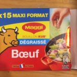 Bouillon bœuf dégraissé