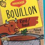 Bouillon boeuf