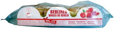 Boules de Berlin Framboise/Groseille