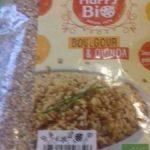 Boulgour  et quinoa