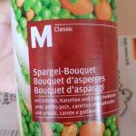 Bouquet d'asperges