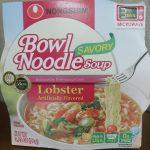 Bowl Noodle Soup
