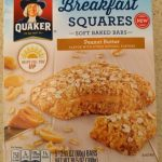 Breakfast Squares (Peanut Butter)