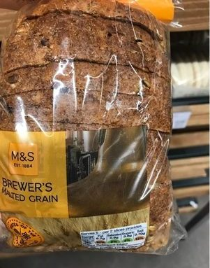 Brewer's Malted Grain