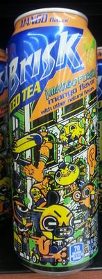 Brisk Iced Tea Mango