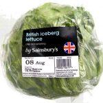 British Iceberg Lettuce
