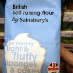 British Self Raising Flour
