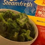 Broccoli cuts