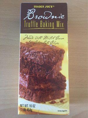 Brownie Truffle Baking Mix