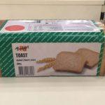 Budget Toast