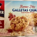 Buenos Días Galletas Quaker con Frutos Rojos
