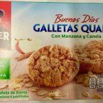 Buenos Días Galletas con Manzana y Canela