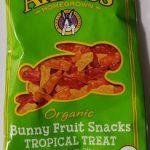 Bunny Fruit Snacks Tropical Treat