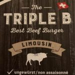 Burger trible B