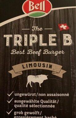 Burger trible B