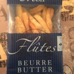 Butter Flûtes mini 135G