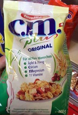 C.M. Plus Original