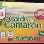 CALDO DE CAMARON
