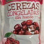 CEREZAS CONGELADAS SIN HUESO