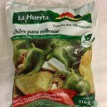 CHILES PARA RELLENAR
