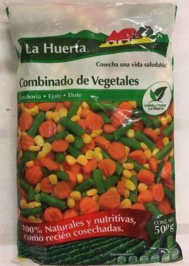 COMBINADO DE VEGETALES