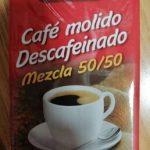Café Molido Descafeinado Mezcla 50/50