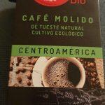 Café molido natural ecológico 100% Arábica