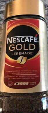 Cafe gold serenade