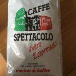 Caffe spettacolo il vero espresso