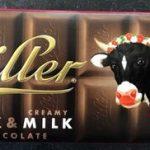 Cailler intense dark & creamy milk chocolate