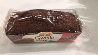 Cake Branche Chocolat de Mamie