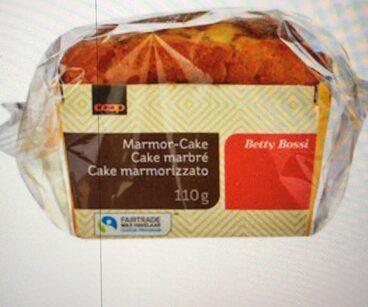Cake marbré Betty Bossi