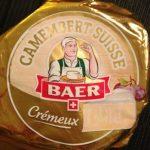 Camembert Suisse Crémeux