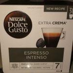 Capsule Espresso Intenso x30