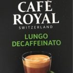 Capsules Cafe royal lungo decafeine
