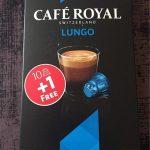 Capsules café lungo