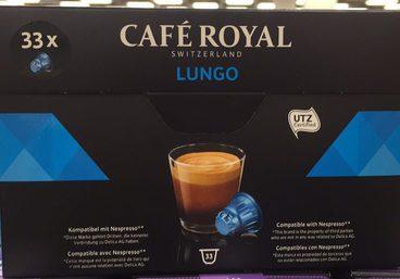 Capsules de café Lungo