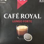 Capsules de café Lungo Forte/Intense