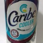 Caribe cooler tinto