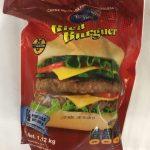 Carne para hamburguesa Rica Burger American Beef