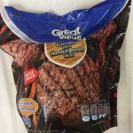 Carne para hamburguesa Sirloin Great Value