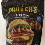 Carne para hamburguesa sirloin Griller´s