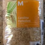 Carolina Parboiled riz