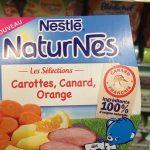 Carottes canard orange