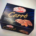 Carré Chocolat et Amandes