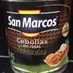Cebollas Toreadas San Marcos